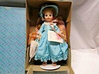 "Vintage Madame Alexander #1535 LUCINDA 14"" Doll w/Original Box (6)"