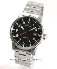 FORTIS Armbanduhren im Luxus-Stil aus Edelstahl