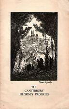BOOK – INFORMATION BOOKLET – THE CANTERBURY PILGRIM'S PROGESS