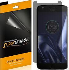 2X Supershieldz® Privacy Anti-Spy Screen Protector For Motorola Moto Z Play