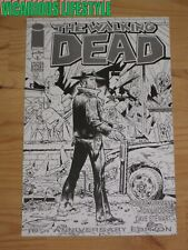 The Walking Dead #1 NYCC 2013 10th Tenth Anniversary Edition Image NM
