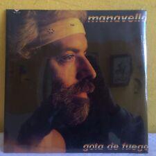 MANAVELLO GOTA DE FUEGO MEXICAN LP STILL SEALED ROCK EN ESPAÑOL