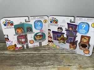 Disney TSUM TSUM Series 7 LOT Woody's Round Up Cat Craze Figures NEW Toy Story