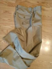 Bob Allen Sportswear Brush Field Hunting Pants Tan Brown Men's 32 X 32