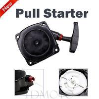 Pull Start Starter ATV 49cc 50cc 47cc 2 STROKE Pocket Dirt Bike Mini-Quad