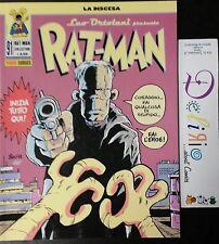 RAT-MAN COLLECTION N.91 - Ed. PANINI COMICS - SCONTO 10%