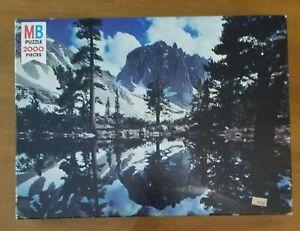 Vintage 2000 Piece Jigsaw Puzzle Best of America Series 4185 Sierra Nevada NEW