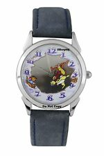 NEW Disney Fossil Tigger kangaroo Kanga Rabbit Limited Edition Watch HTF