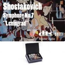 "Shostakovich: Symphony No.7 ""Leningrad"" High Definition Music Card Blu-ray"