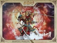 Inflames X NEWSOUL Jurney To The West Monkey King Three Heads and Six Arms 1/6