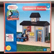 Thomas Train Wooden WELLSWORTH STATION