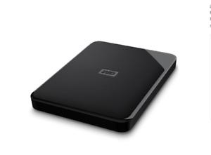WD 1TB 2TB 3TB 4TB External HDD Hard Drive USB3.0 F/PC MAC Xbox One PS4 Portable