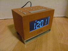 Clok Intelli-Set Clock with Digital Tune AM-FM Radio with AC Adapter