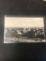 Postcard 444 Deloraine Manitoba  Great View Of The Town And Town Rppc T01