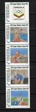 Briefmarken Olympische Spiele 1996 Venezuela postfrisch Zusammendruck