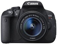 kb09 Canon EOS Kiss x7i Rebel T5i/700D Digital Camera 18-55mm Lens kit Japan