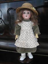 antike Porzellankopf-Glieder-Puppe, antique doll, Max Oscar Arnold, um 1920