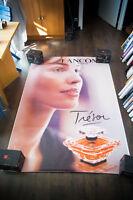 LANCOME TRESOR INES SASTRE A 4x6 ft Shelter Original Fashion Advertising Poster