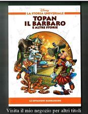 fumetto La Storia Universale Disney - TOPAN IL BARBARO - numero 11