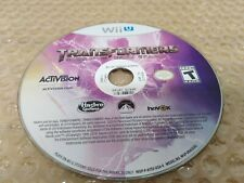 Transformers: Rise of the Dark Spark (Nintendo Wii U, 2014) *disc only*