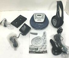 Philips 40 ESP3 Portable CD Player, Headphones, AC cord, Car Cable, owner manual