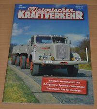 Historischer Kraftverkehr HIK 2/98 Henschel MAN Betz LB 30 Csepel D 705 Bus