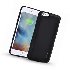 Iphone 6s Charger Case, Kinps 2000mAh Rechargeable Backup battery for Iphone 6/6