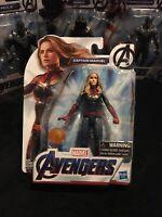 Marvel Avengers Endgame CAPTAIN MARVEL BRAND HASBRO Carol Danvers Action Figure