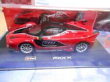 FERRARI FXX-K FXX K rot schwarz #88 Supersportwagen NEU Bburago 1:43
