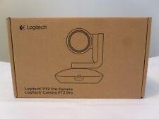 *☛ NEW IN BOX ☚* Logitech PTZ Pro Camera - USB HD 1080p PTZ Video Camera