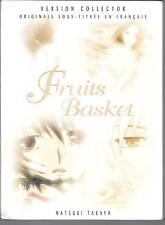 COFFRET 5 DVD ZONE 2--MANGA--FRUITS BASKET--INTEGRALE DE LA SERIE--TAKAYA