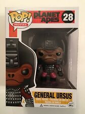FUNKO POP PLANET OF THE APES GENERAL URSUS #28 RETIRED VAULTED NOT MINT R2S