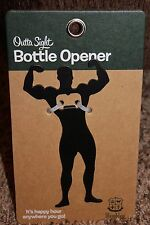 NEW outta sight WEMBLEY black in color MAN bar BOTTLE OPENER