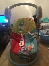 mamas and papas baby swing musical chair (used)