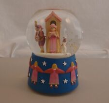 Department Dept 56 Snow Globe Musical Christmas Teach the World to Sing