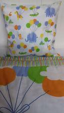 Baby-Krabbeldecke mit Kissen Luftballon