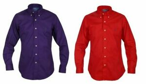 Original Polo Ralph Lauren Herren Hemd Custom Fit ( NEU & OVP )