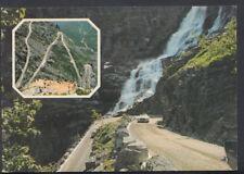 Norway Postcard - Trollstigen  T573