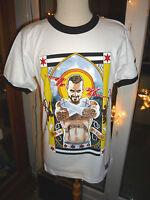 T-SHIRT CATCH WWE CM PUNK SECOND CITY SAINT TAILLE : S,M,L,XL HOMME/MEN/ENFANT