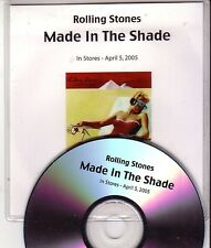 """ROLLING STONES """"Made In The Shade""""10 Track CD Promo"""