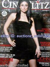 CB Dec 2011 Kareena Kapoor John Abraham Farhan Akhtar Akshay Kumar Nargis Fakhri