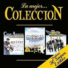 Chon Arauza y La Furia Colombiana,Los Angeles Azules,rayito Colombiano, 2CD