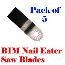5 Bi-metal Oscillating Multi tool Saw Blade for Fein Multimaster Makita Dremel t