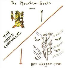 the Mountain Goats - Hot Garden Stomp / Hound Chronicles double CD set Shrimper
