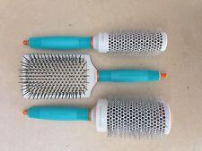 Moroccanoil Ceramic Ionic Thermal Original Hair Brush Round Paddle & Set