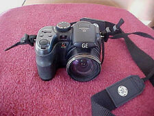 GE GENERAL IMAGING X5 DIGITAL CAMERA, 14.1 MP, WORKS, FROM STORAGE