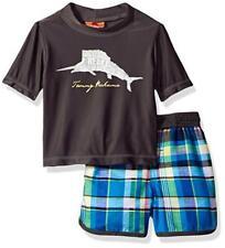Tommy Bahama Infant Boys 2pc Rashguard Set Size 12M 18M 24M