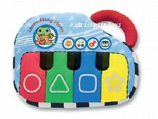 ~ Leap Frog - LEARN ALONG PIANO BABY CHILD KIDS + Pram Cot attachment