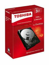 """Toshiba P300 - Disco Duro Interno de 3 TB (8,9 cm (3,5""""), SATA)"""
