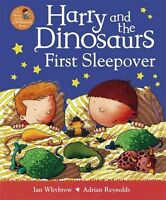 Harry and the Dinosaurs First Sleepover,Ian Whybrow- 9780141327068